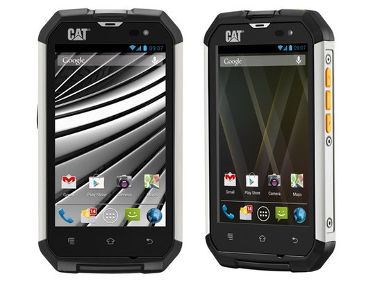 Caterpillar CAT B15 Rugged Android Jelly Bean Phone Announced | Ubergizmo