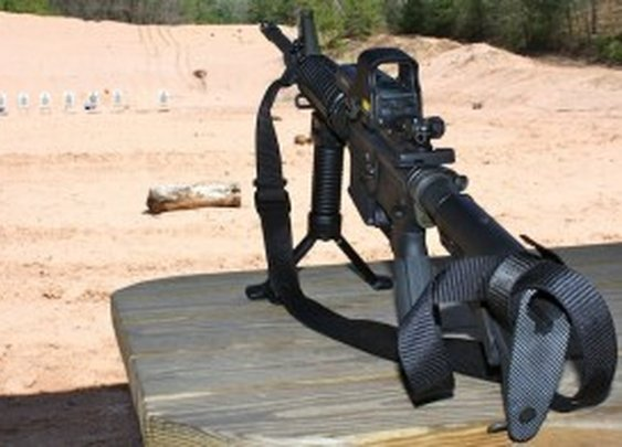 The AR-15 Is More Than a Gun. It's a Gadget   Danger Room   Wired.com