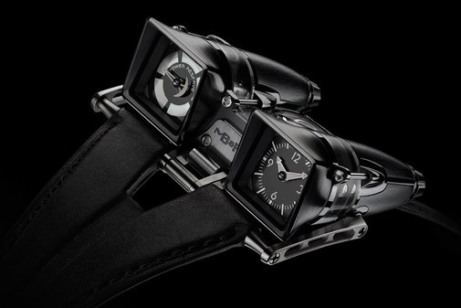 MB&F; HM4 Final Edition Watch | Uncrate