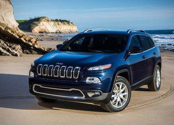 2014 Jeep Cherokee | Uncrate