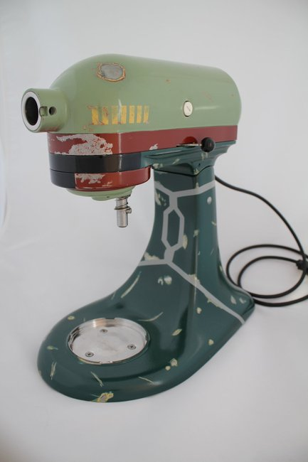 Boba Fett Mixer by ~tommyfilth on deviantART