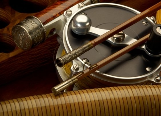 Bamboo fly Rods