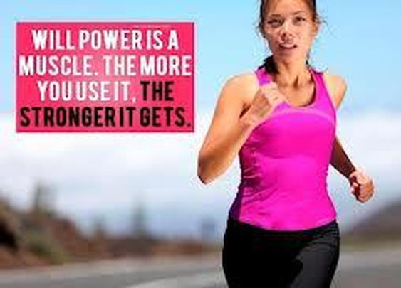 Strengthen Your Willpower Muscle | Well-EvolvEd-U