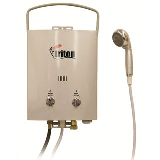 Triton Portable On-Demand Hot Water Heater/ Shower