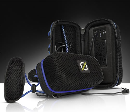 Rock Out Portable Rechargeable Speaker