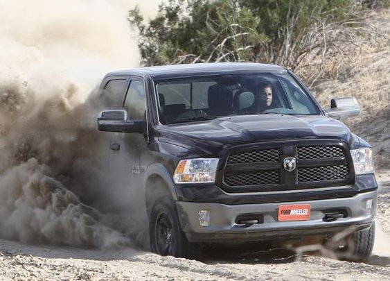 2014 Ram 1500 Offers Diesel Option - AutoTrader.com