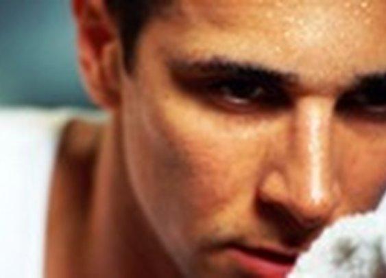 Human Sweat: A Natural Antibiotic
