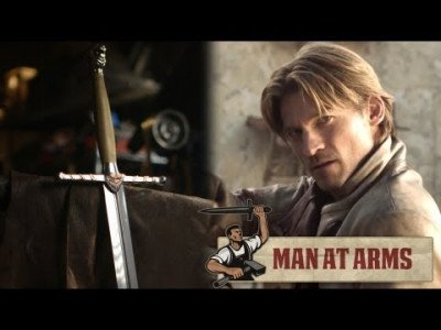 Man at Arms, Web Series Shows How Film & TV Weapons Are Made