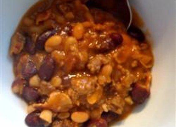 San Ignacio Smoked Beans