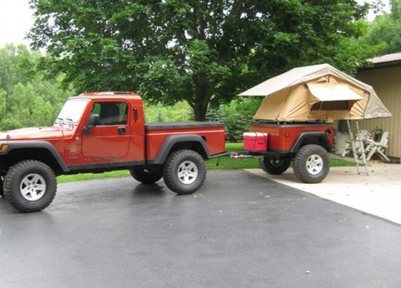 "The ""Get Outta Town"" Rig"