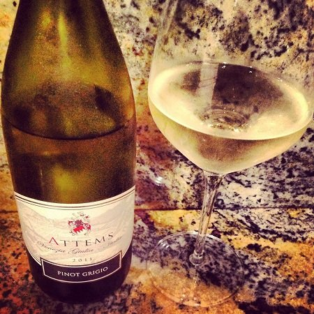 An excellent white wine from Italy. $19