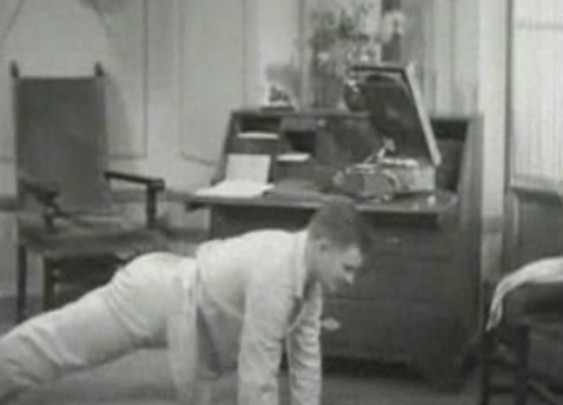 Bodyweight Workout For Your Morning Routine | The Art of Manliness