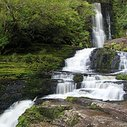 Cathedral Caves and McLean Falls   Southland, New Zealand