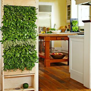Freestanding Vertical Garden - The Green Head