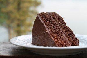 Chocolate Cake   The Unrefined Kitchen   Paleo & Primal Recipes