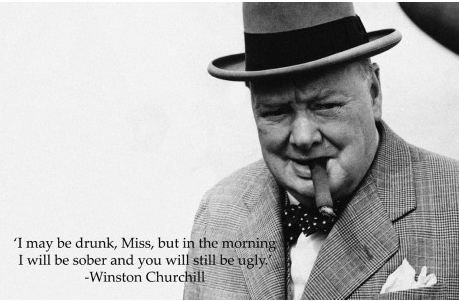 Favourite Winston Churchill Quotes #1