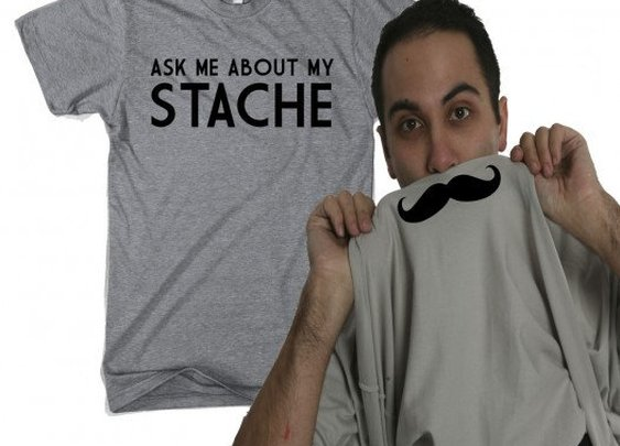 Could come in handy in November - or shall I say Movember.