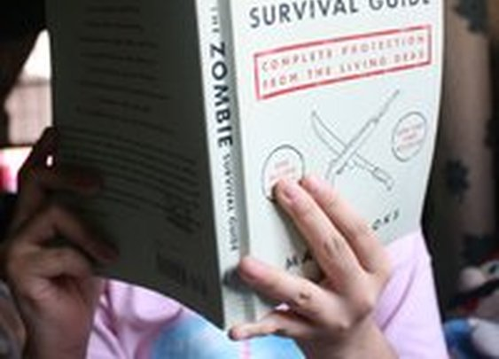 Fancy - The Zombie Survival Guide