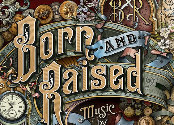 The Making of John Mayer's 'Born & Raised' Artwork on Vimeo