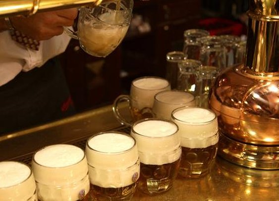 BBC - Travel - Czech beer's surprising facts : Food & Drink, Prague