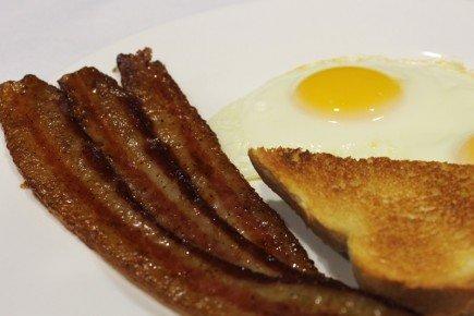 Millionaire's Bacon