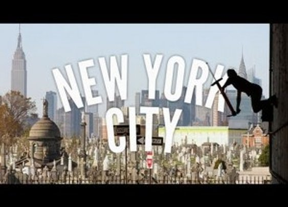 Xpogo NYC – Pogo Meets Parkour
