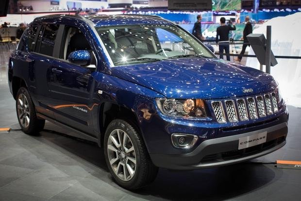 Jeep at the 2013 Geneva Auto Show - AutoTrader.com