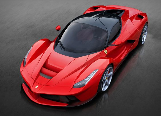 Ferrari LaFerrari | Uncrate