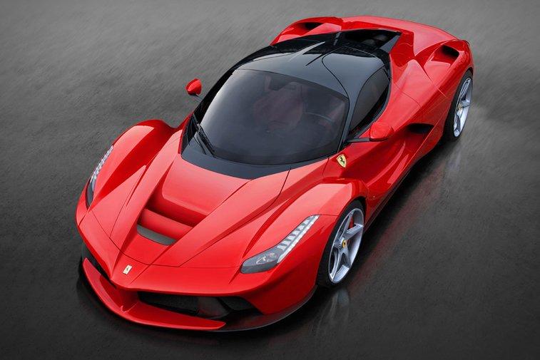 Ferrari LaFerrari   Uncrate