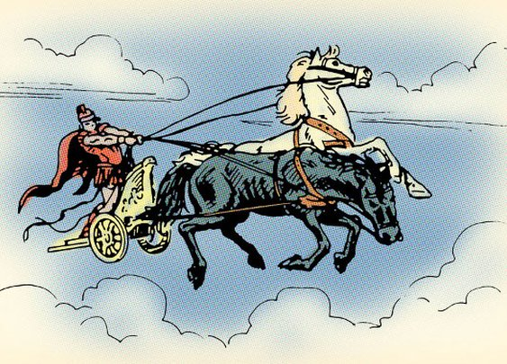 The Allegory of the Chariot | Understanding Plato, Socrates, and Thumos | The Art of Manliness