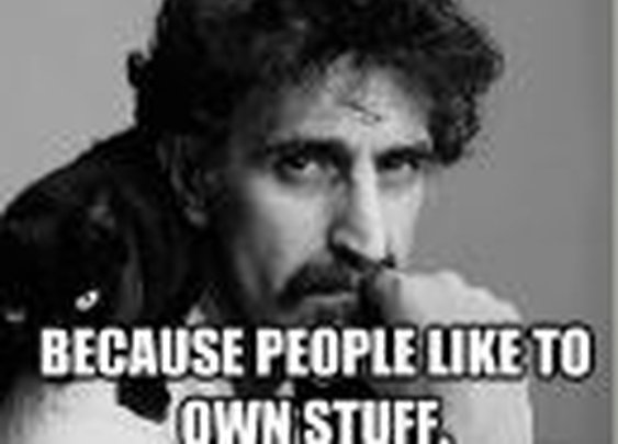 Zappa on Communism