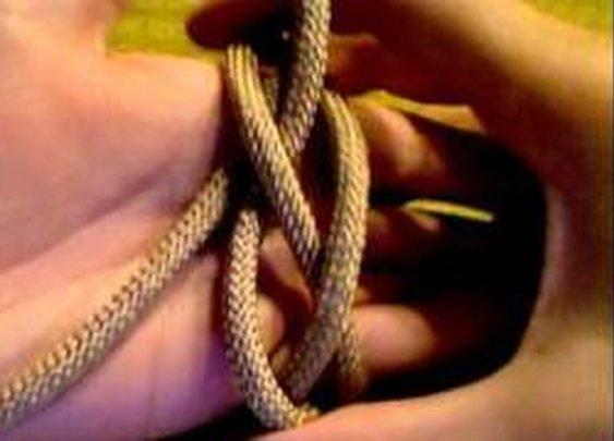 Turks Head Knot - YouTube