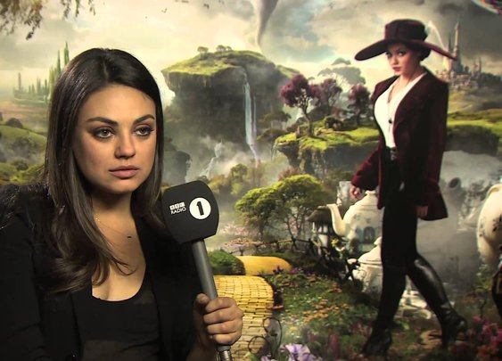 Mila Kunis interview - You can't not love her after this.