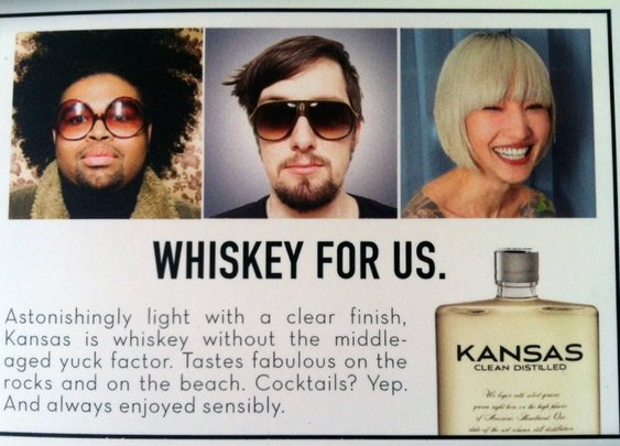 Finally A Whiskey For Horrible People