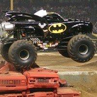 Batmobile Monster Truck: Your Childhood Dreams Have Come True - Cheezburger
