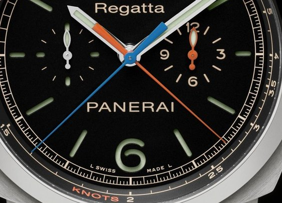 Counting it Down: Panerai Luminor 1950 Regatta PAM526 - Luxury News from Luxury Insider