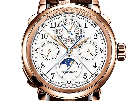 A. Lange & Söhne Unveils its Grand Complication at SIHH 2013
