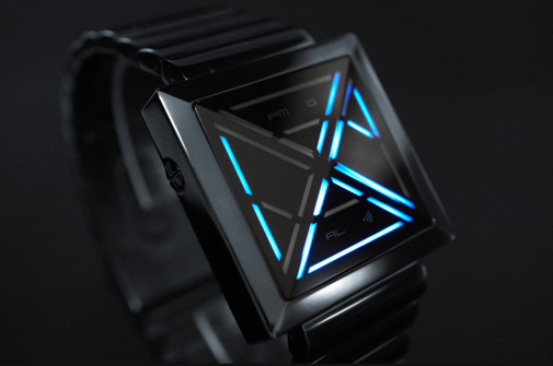The Tokyo Flash Kisai X is inspired by cryptography – and it shows