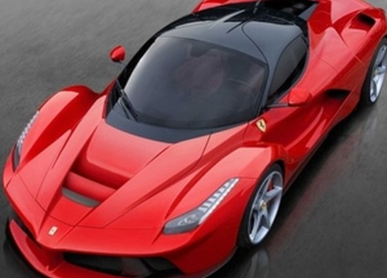 Ferrari debuts 963hp hybrid LaFerrari supercar, but you can't buy one | The Verge