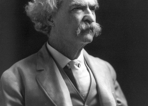 Huckberry | Thomas Edison Films Mark Twain