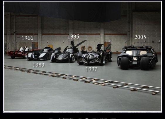 BatMobile Time Lapse