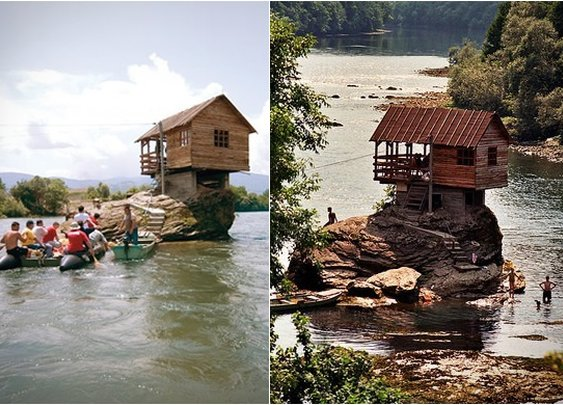 RIVER HOUSE | SERBIA