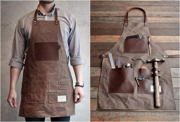 GENTLEMANS APRON