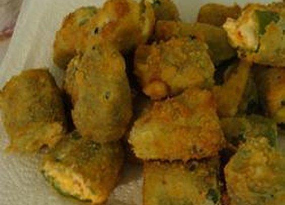 Baked Stuffed Jalapeños