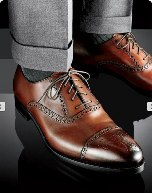 The GQ Guide to Men's Shoes : Abovav - StumbleUpon