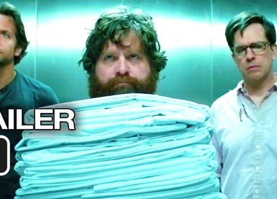The Hangover Part III Official Trailer #1 (2013) - Bradley Cooper Movie HD - YouTube