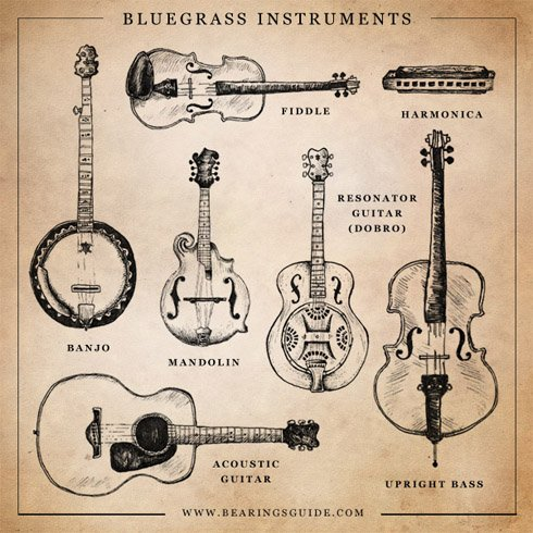 » Bluegrass Instruments