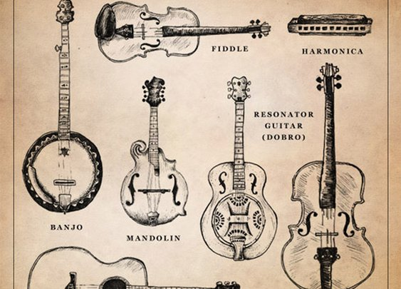 » Bluegrass Instruments