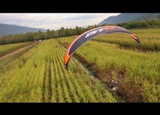 Paramotor Sky Racers – Parabatix