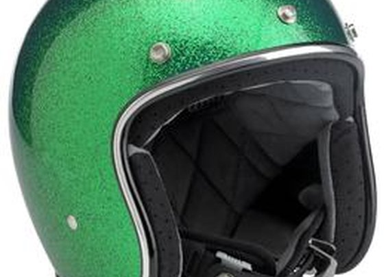 Old school helmet